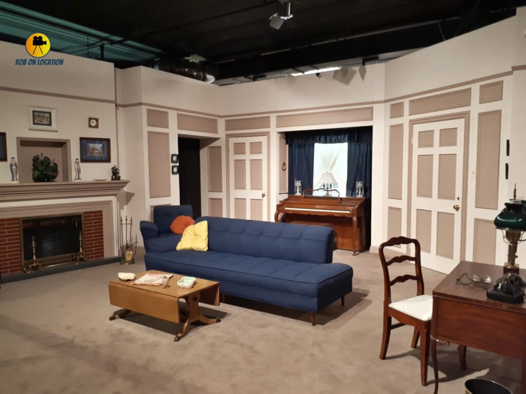 I Love Lucy set