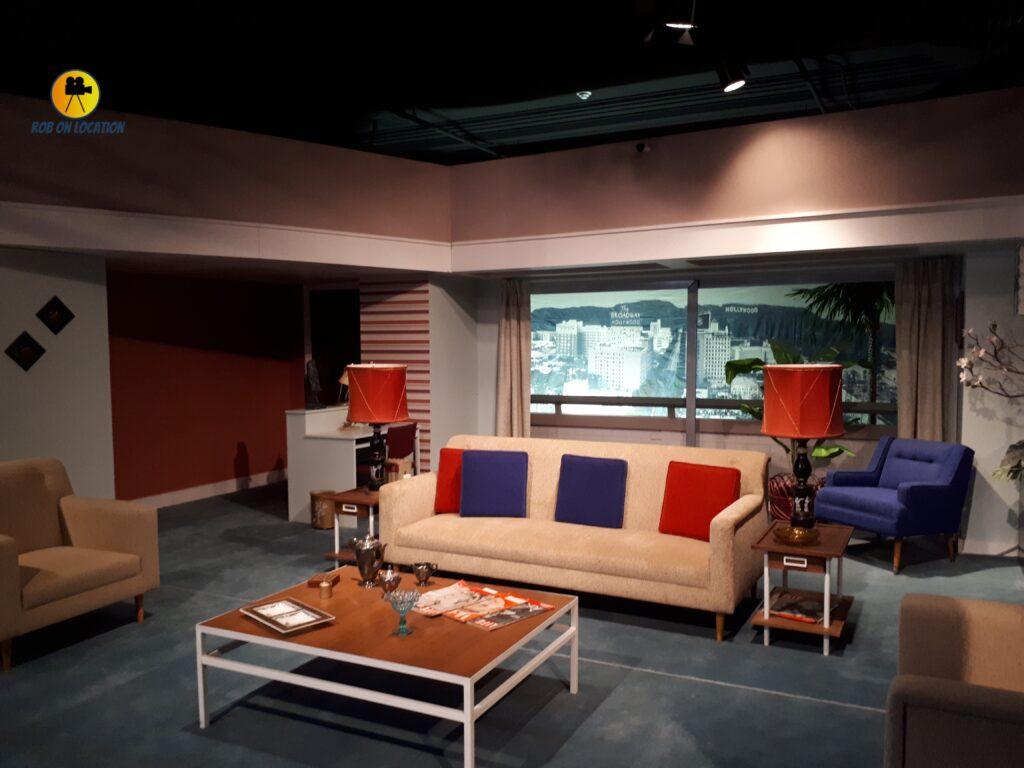 I Love Lucy hotel set