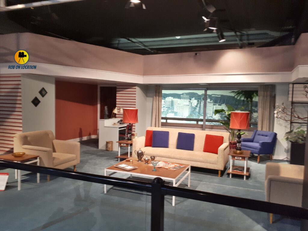I Love Lucy hotel set at the Lucy-Desi Museum
