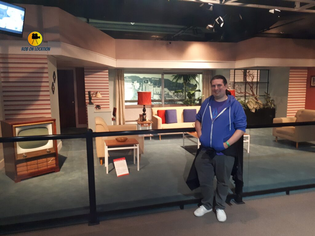 I Love Lucy hotel set