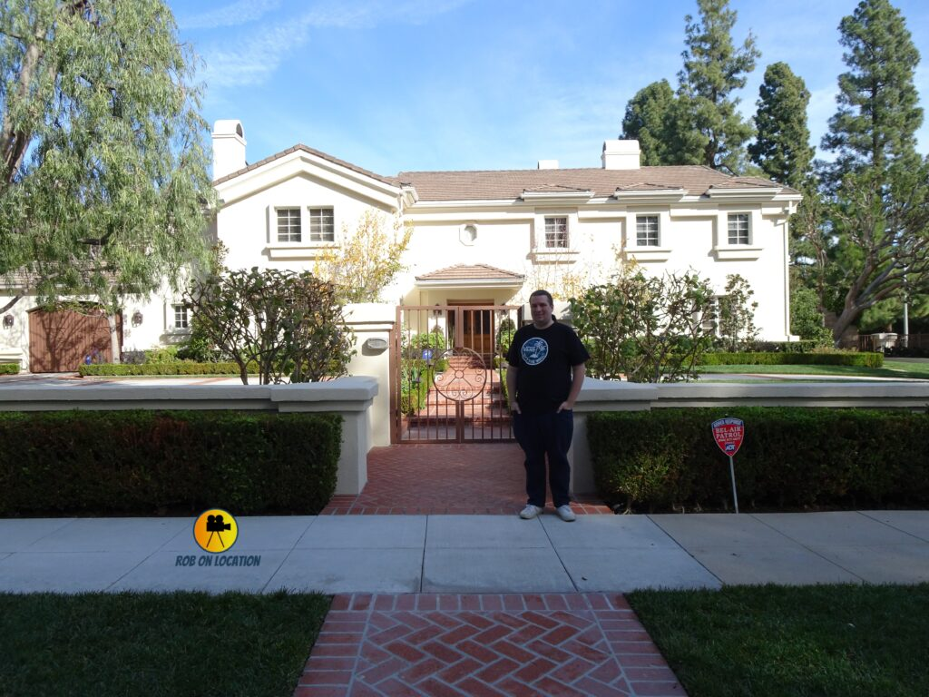Lucille Ball's house