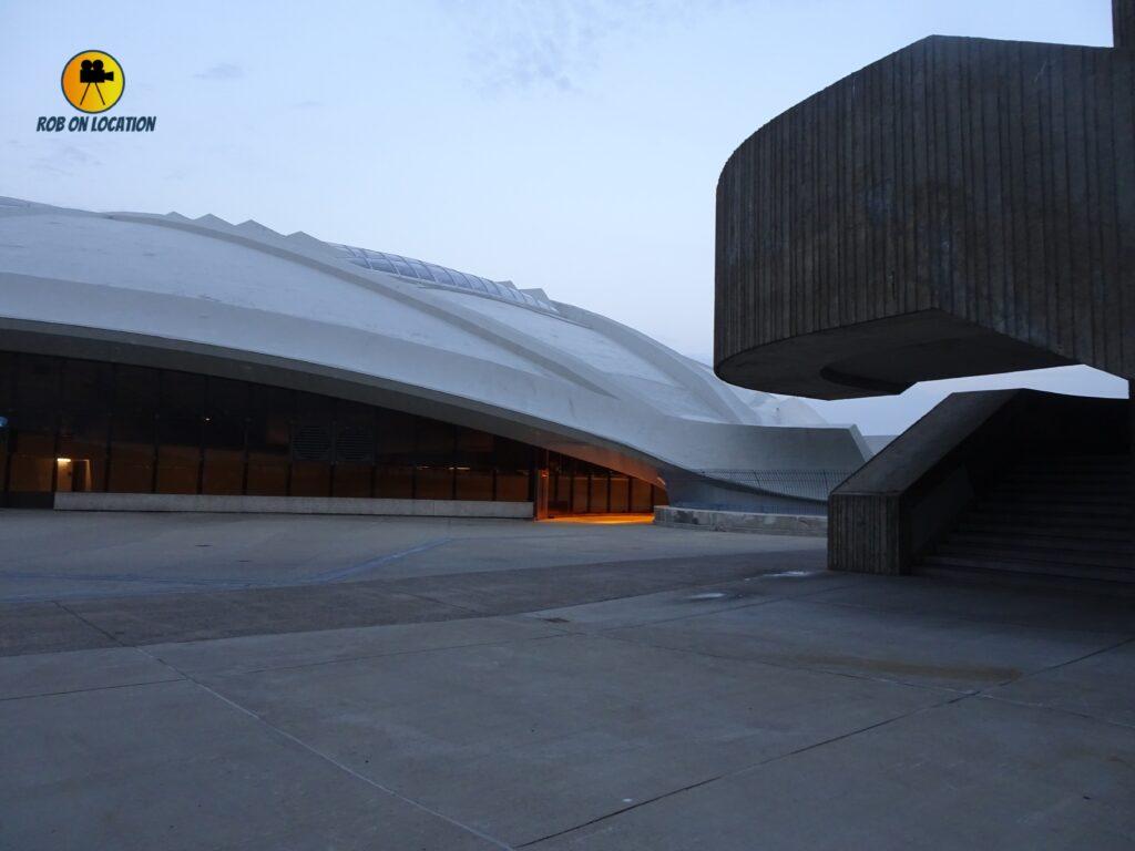 Olympic Stadium from Warm Bodies
