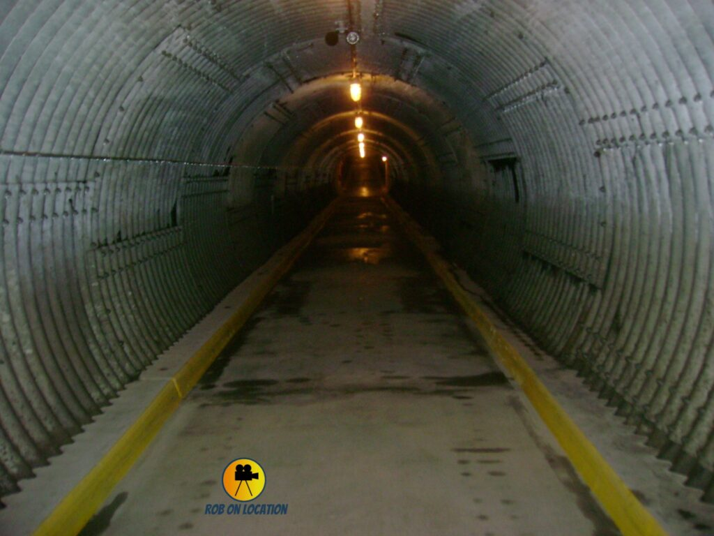 The Diefenbunker in The Sum Of All Fears
