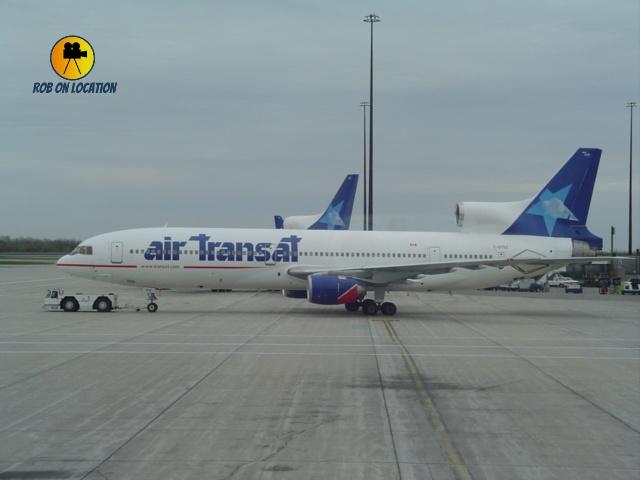 Warm Bodies - Mirabel Airport, Air Transat