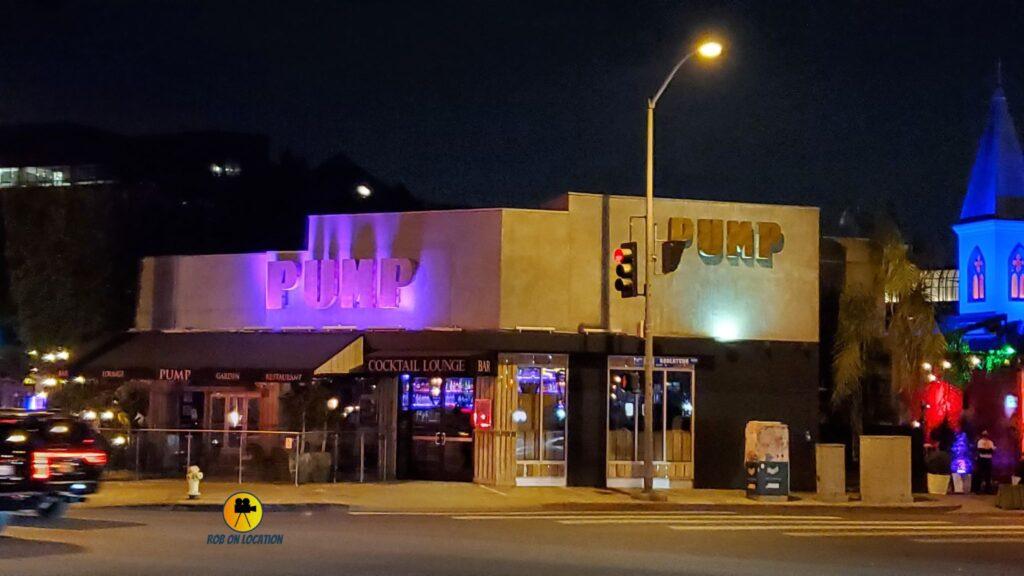 Pump Restaurant