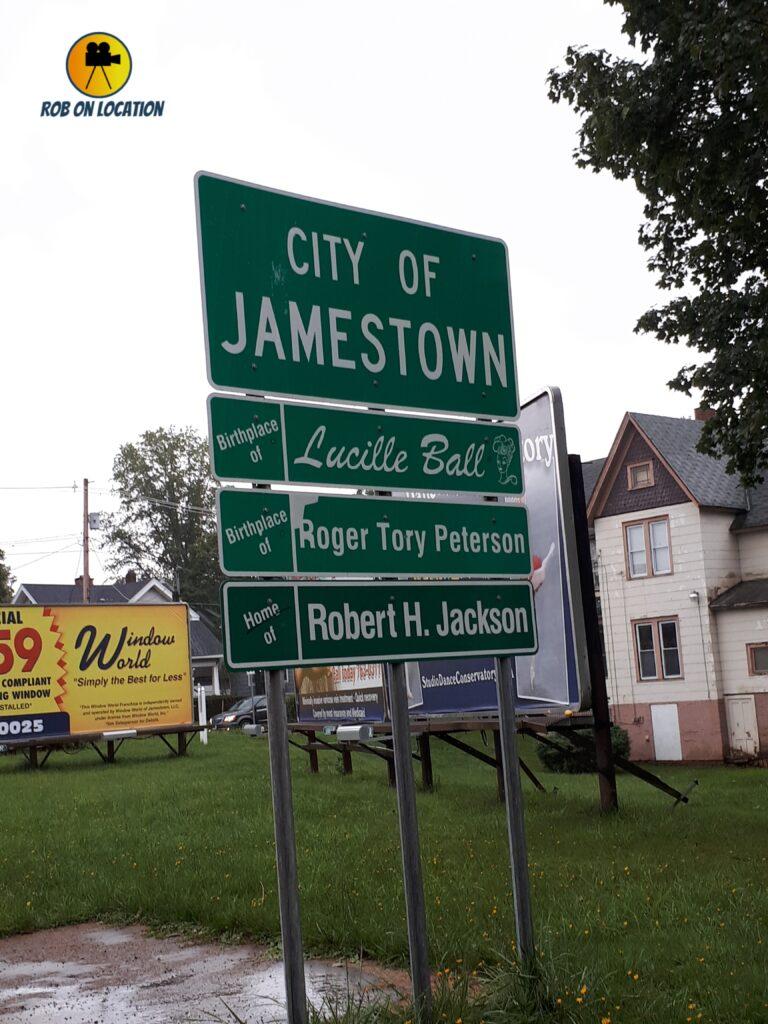 Jamestown New York