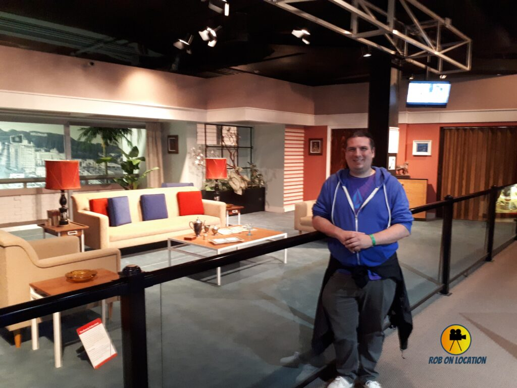 I Love Lucy set at the Lucy-Desi Museum
