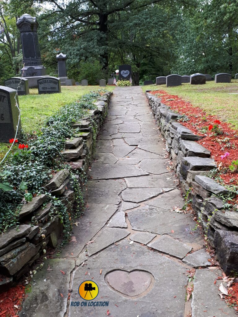 Lucille Ball's Grave