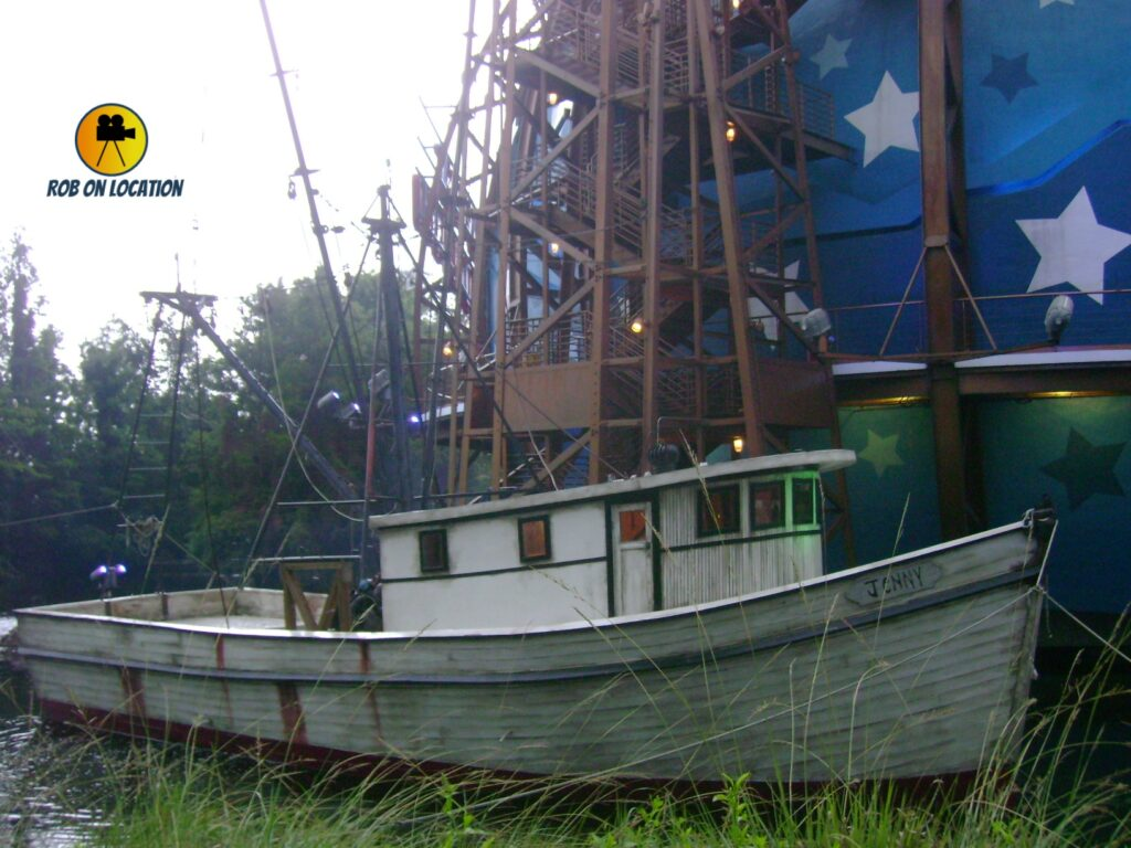 The Jenny boat from Forrest Gump