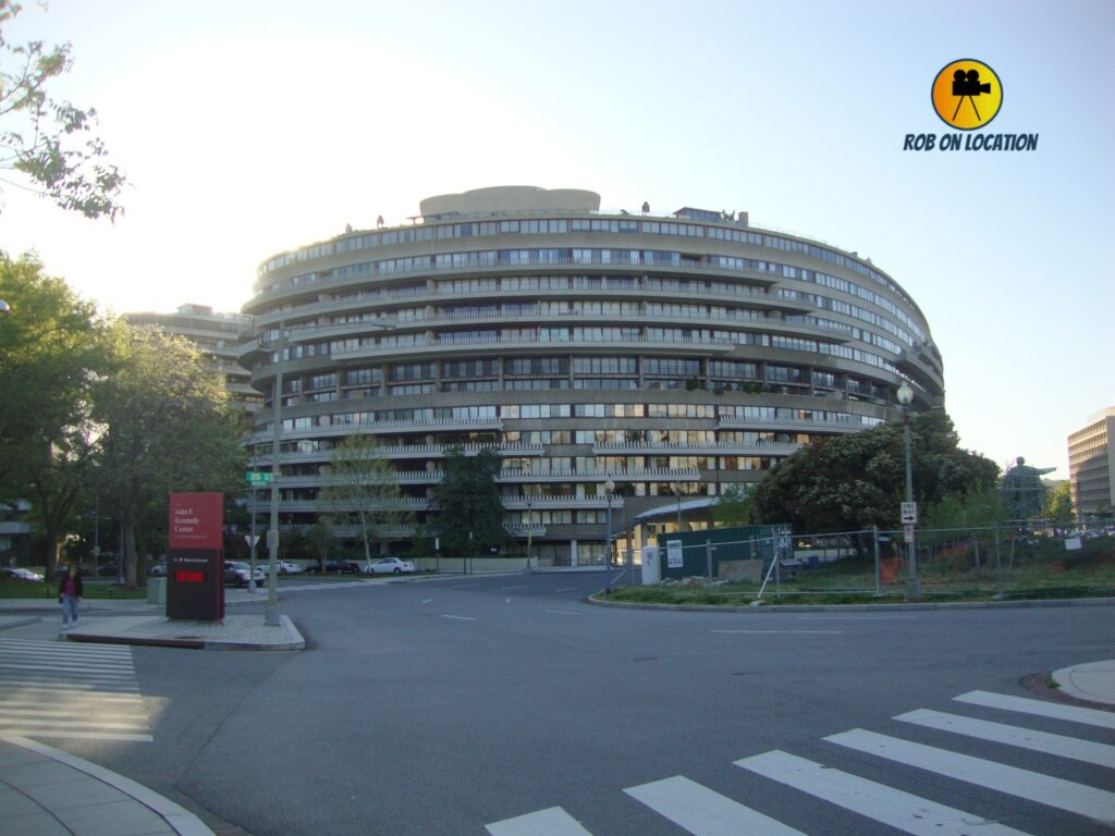 Watergate Complex from Forrest Gump