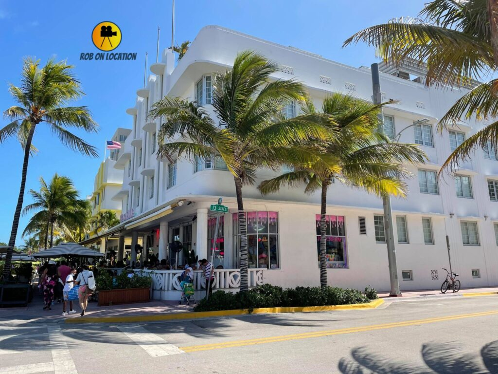 The Birdcage hotel