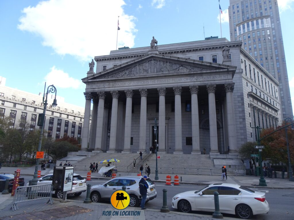 Law and Order Courthouse