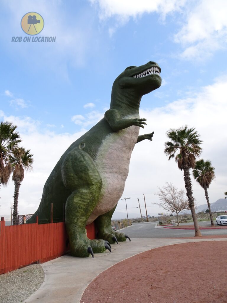 The Wizard - Cabazon Dinosaurs