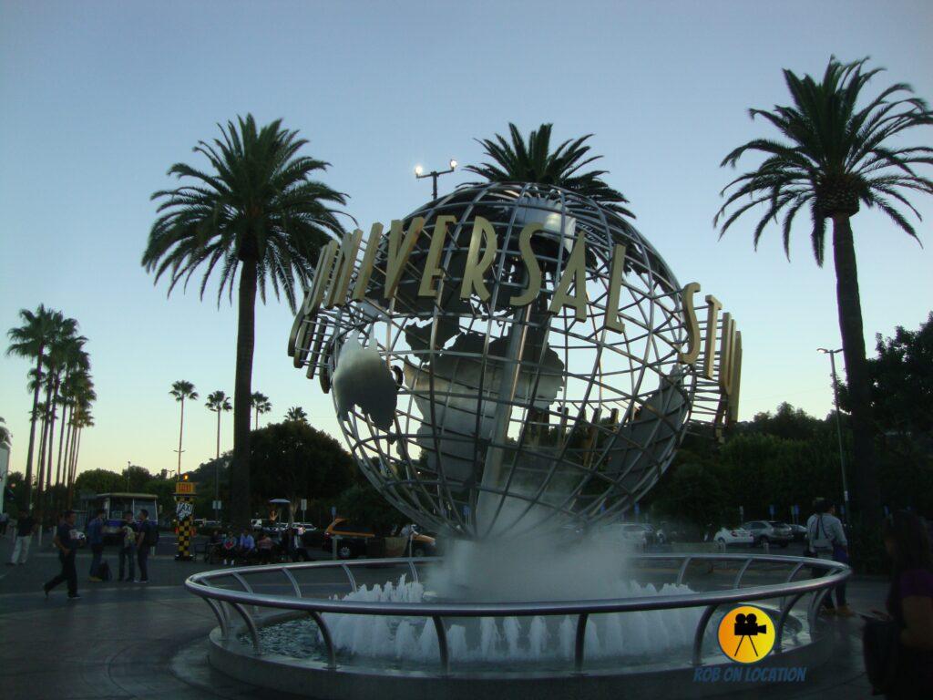 Universal Studios in The Wizard